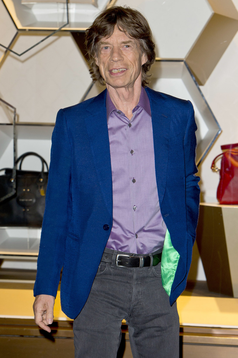 Mick Jagger /Ben A. Pruchnie /Getty Images