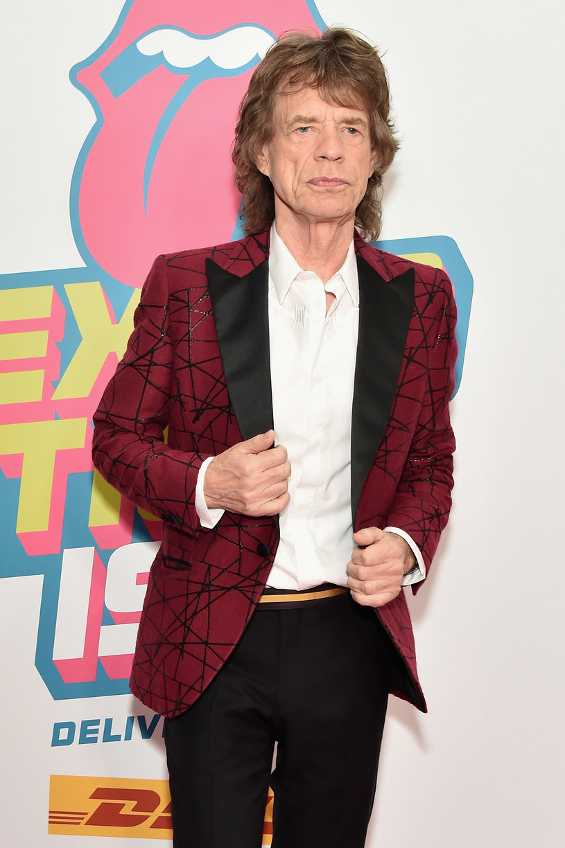 Mick Jagger /Michael Loccisano /Getty Images
