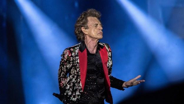 Mick Jagger /GIORGIO VIERA /PAP/EPA