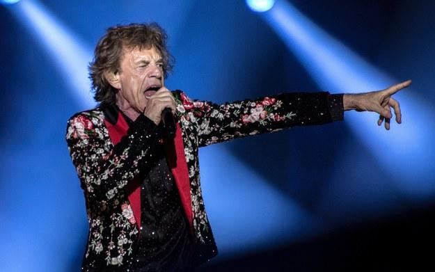 Mick Jagger /GIORGIO VIERA /PAP/EFE