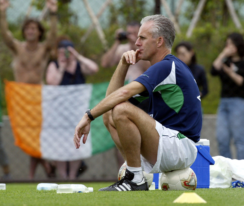 Mick McCarthy został selekcjonerem Irlandii po raz drugi /AFP