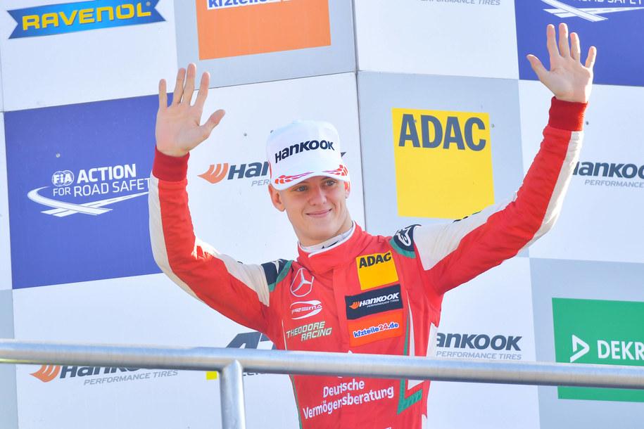 Mick Schumacher ma już sukcesy na swoim koncie /Uwe Anspach / dpa /PAP/DPA