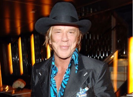 Mickey Rourke /Getty Images/Flash Press Media