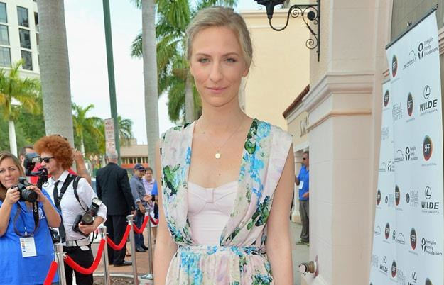 Mickey Sumner (fot. Aaron Davidson) /Getty Images/Flash Press Media