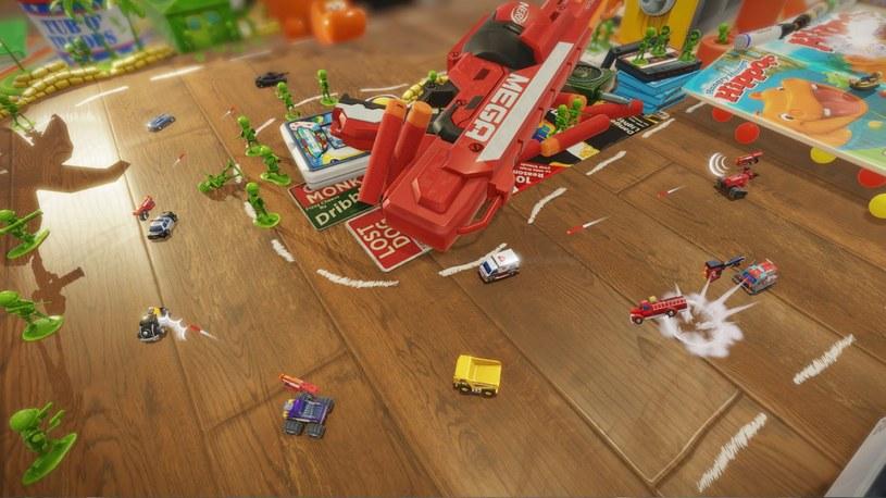 Micro Machines World Series /materiały prasowe