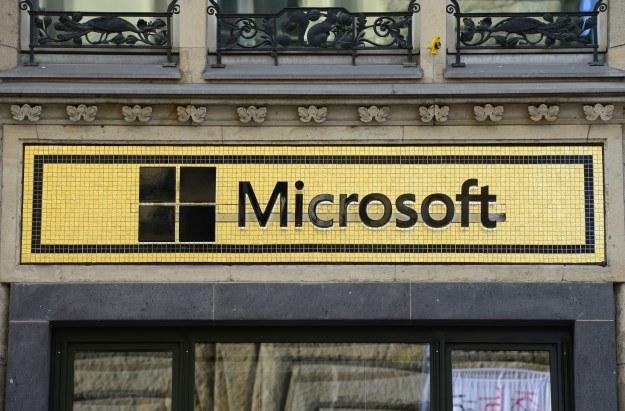Microsoft będzie walczyć z przestępczością cyfrową /AFP