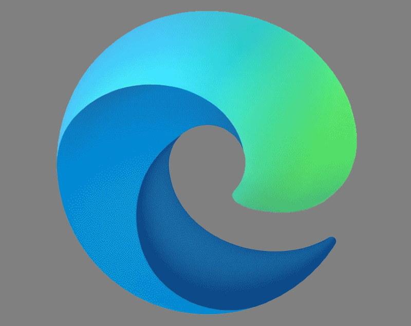 Microsoft Edge doczeka się także nowego logo /materiały prasowe