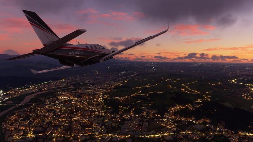Microsoft Flight Simulator 2020 doczeka się wsparcia dla VR /materiały prasowe