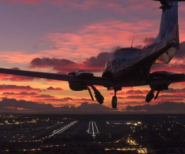 Microsoft Flight Simulator - Kraków odtworzony przez polską firmę