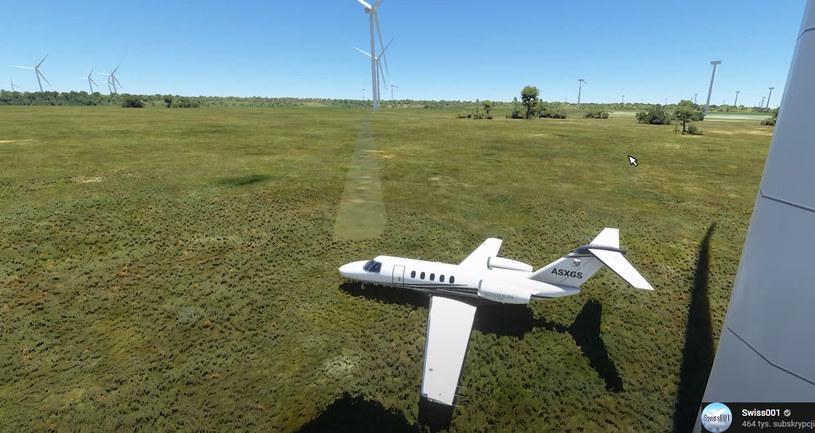 Microsoft Flight Simulator /materiały prasowe