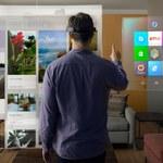 Microsoft HoloLens - komputerowa platforma holograficzna
