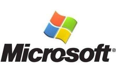 Microsoft - logo /gram.pl