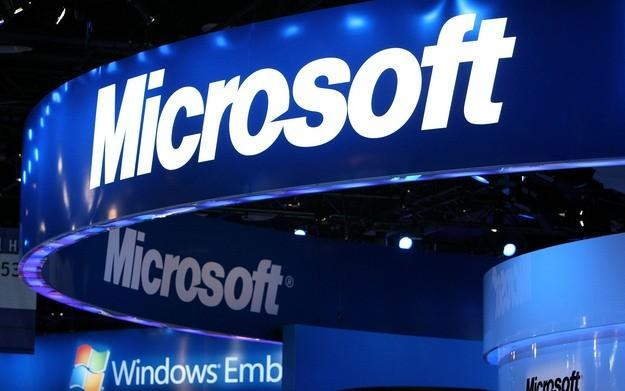 Microsoft - logo /AFP