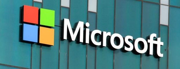 Microsoft - logo /123RF/PICSEL
