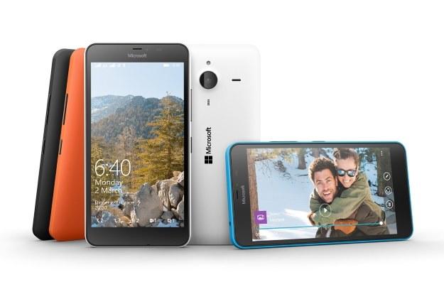 Microsoft Lumia 640 XL /materiały prasowe