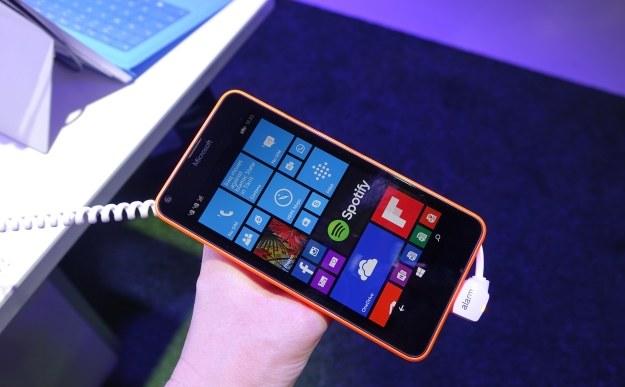 Microsoft Lumia 640 XL /INTERIA.PL
