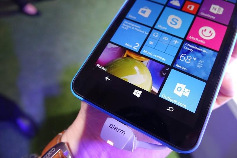 Microsoft Lumia 640 /INTERIA.PL