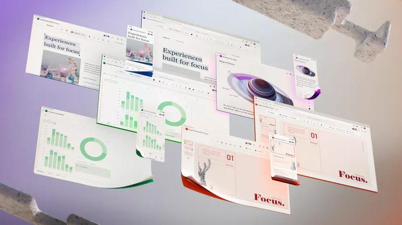 Microsoft ma nową wizję związaną z pakietem Office /materiały prasowe