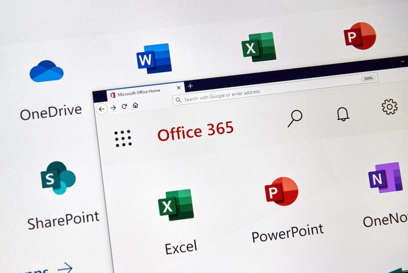 Microsoft ma problem z działaniem swoich usług /123RF/PICSEL