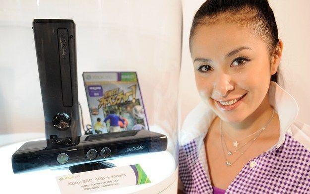 Microsoft ma strategię na to, aby konsola Xbox 360 była zauważana przez graczy /AFP