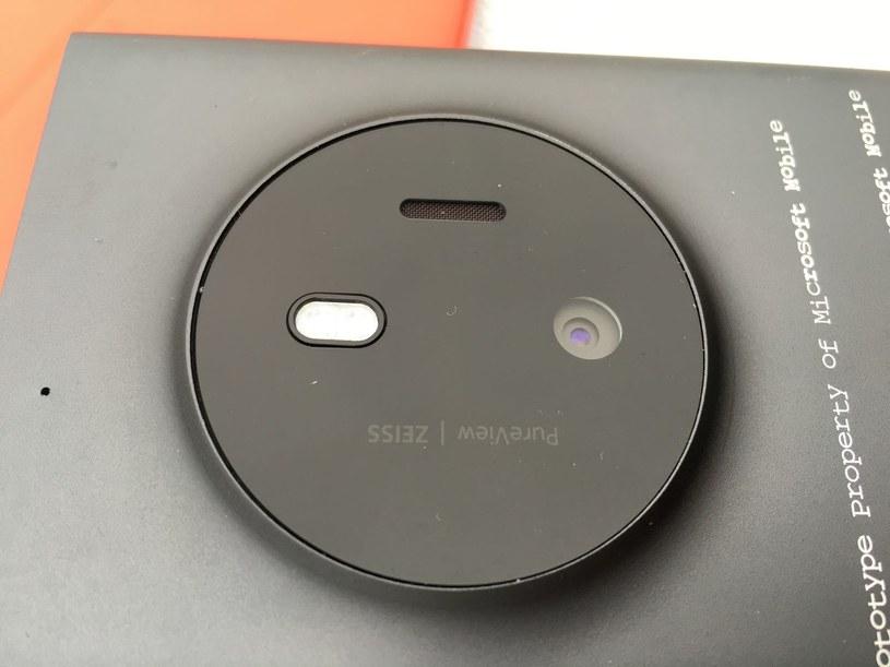 Microsoft McLaren - szykowany następca modelu Lumia 1020 /materiały prasowe