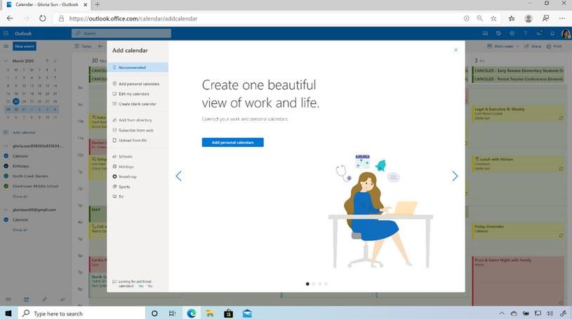 Microsoft Outlook /materiały prasowe
