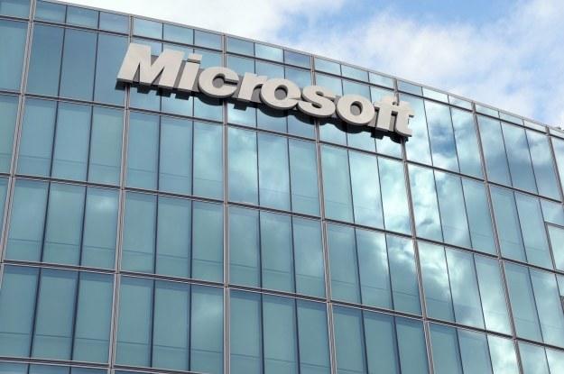 Microsoft planuje rewolucję /AFP