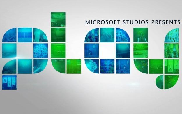 Microsoft PLAY - logo /