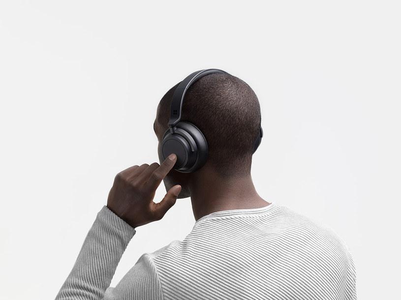 Microsoft prezentuje Surface Headphones 2 /materiały prasowe