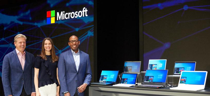 Microsoft przygotowuje system Modern OS /materiały prasowe