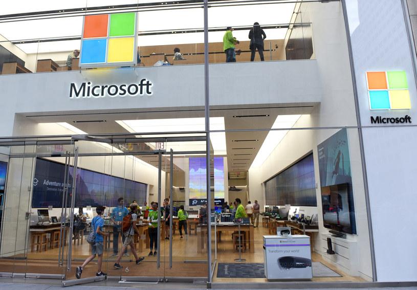 Microsoft Store znikną z rynku /123RF/PICSEL