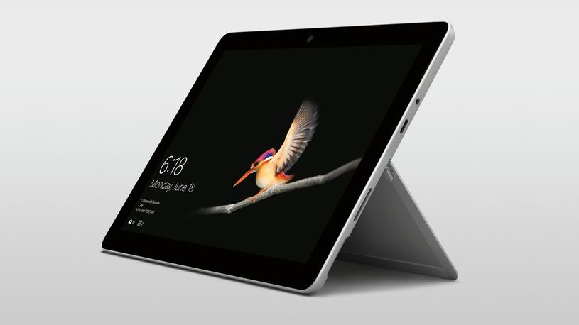 Microsoft Surface Go będzie drogim tabletem /materiały prasowe