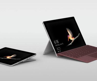 Microsoft Surface Go oficjalnie – to konkurencja dla iPada