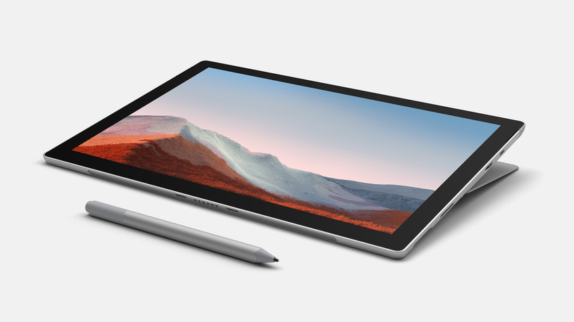Microsoft Surface Pro 7+ /materiały prasowe