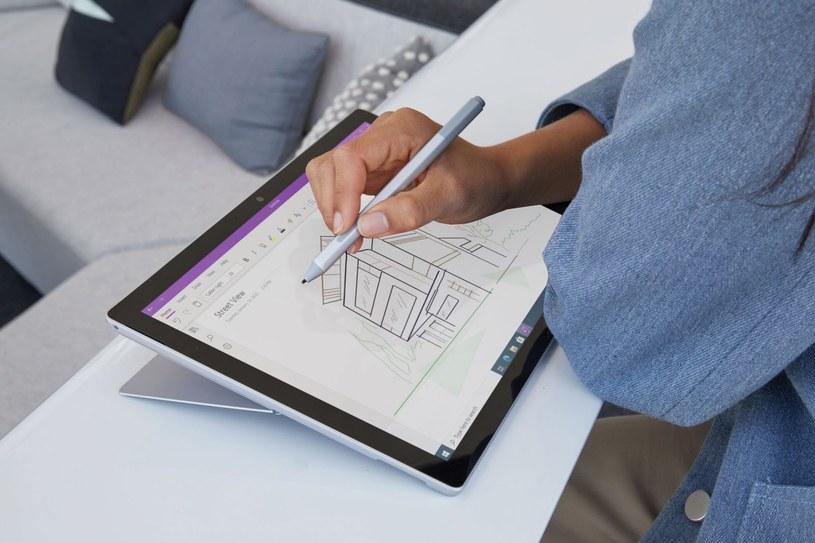 Microsoft Surface Pro można używać w trybie studio /materiały promocyjne