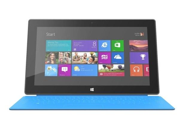 Microsoft Surface RT debiutuje w sieci Vobis Digital /materiały prasowe