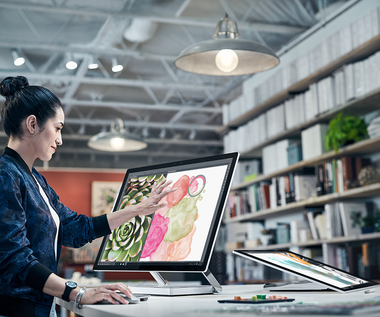 Microsoft Surface Studio - zamiast iMaca