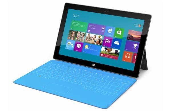 Microsoft Surface - zdjęcie /Informacja prasowa