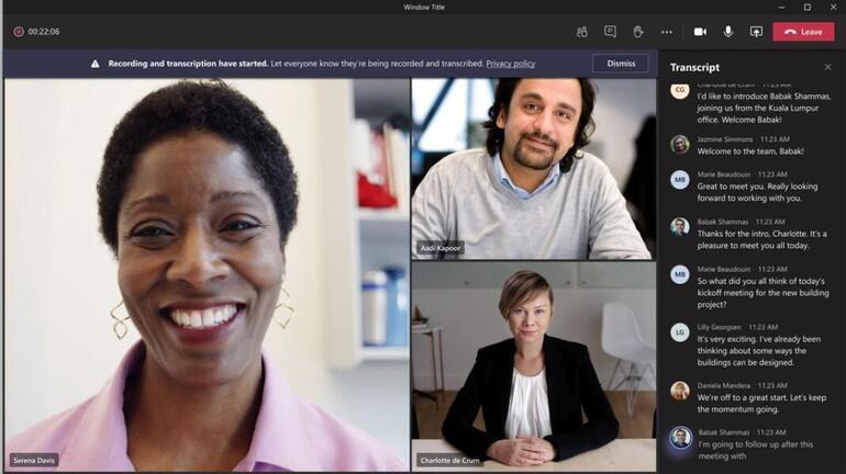 Microsoft Teams /materiały prasowe