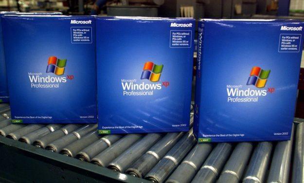 Microsoft trafnie przwewidzial rozwój technologii już w czasach Windowsa XP /AFP