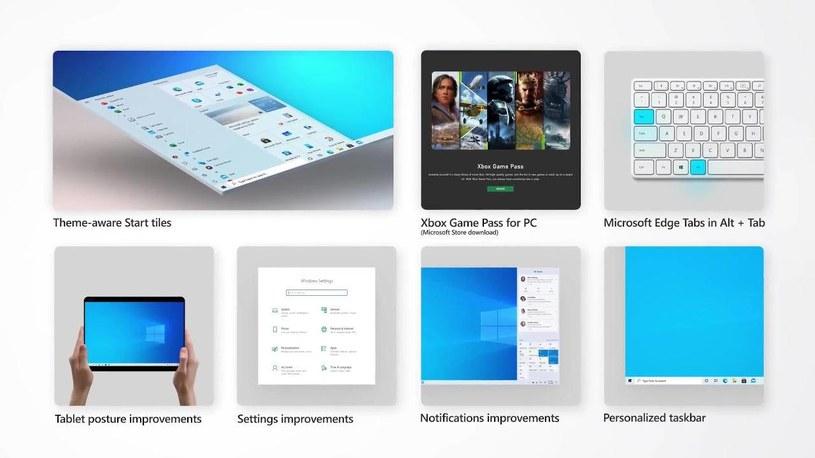 Microsoft udostępnia dużą aktualizację dla Windows 10 /materiały prasowe