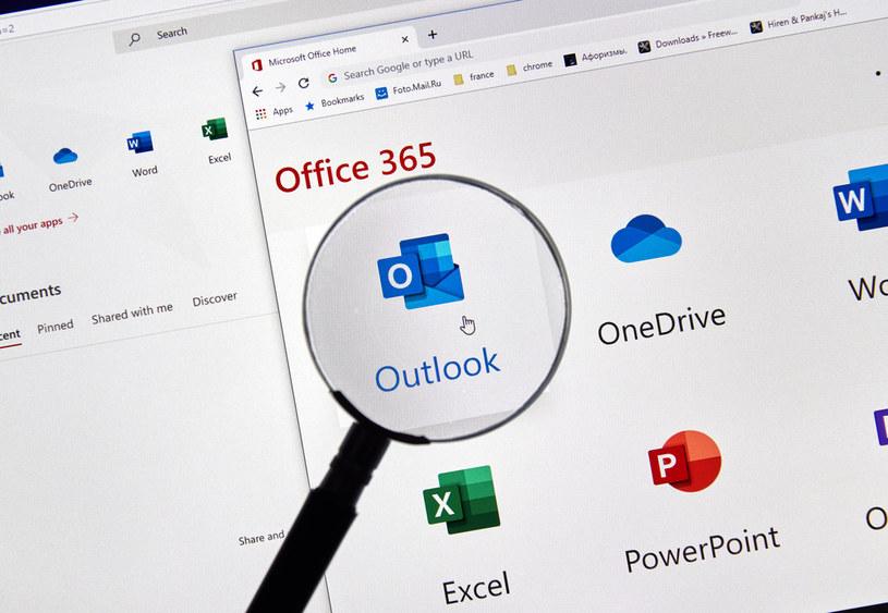 Microsoft udostępnia poprawkę dla Outlook /123RF/PICSEL