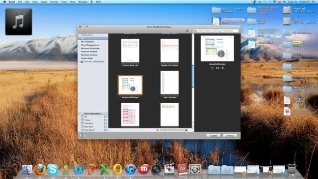 Microsoft w każdej aplikacji udostępnia wiele szablonów /INTERIA.PL