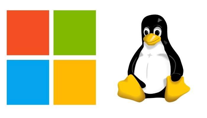 """Microsoft wreszcie """"pogodził"""" się z Linuksem /materiały prasowe"""