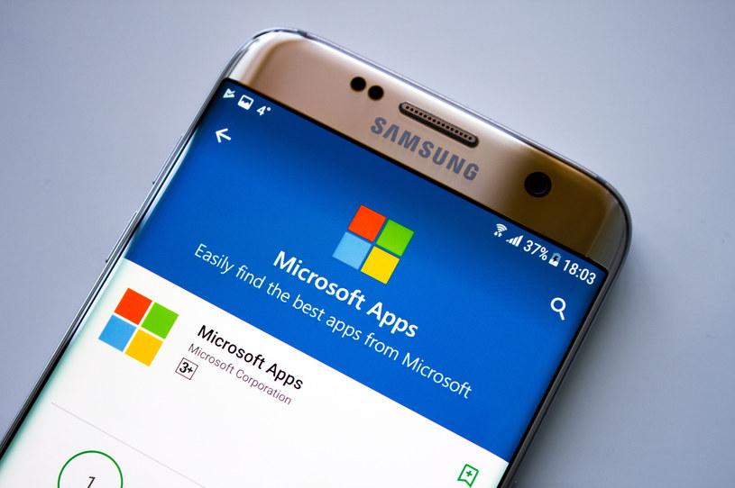 Microsoft współpracuje z Samsungiem /123RF/PICSEL