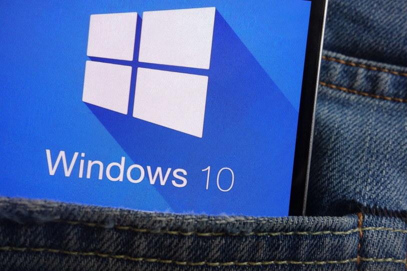 Microsoft wydaje poprawkę dla Windows 10 /123RF/PICSEL