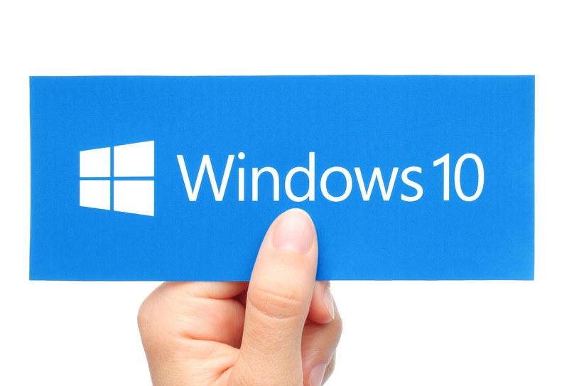 Microsoftowi bardzo zależy na promocji Windowsa 10 /123RF/PICSEL