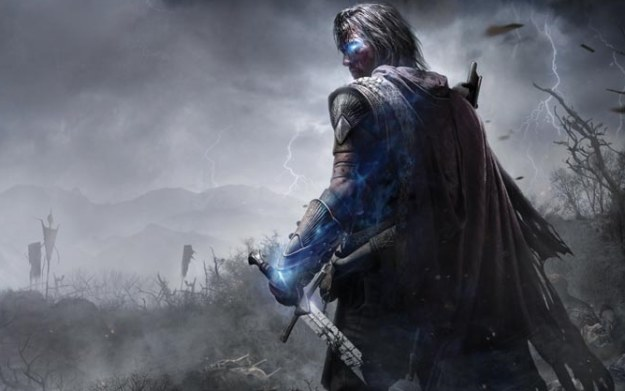 """Middle-Earth: Shadow of Mordor - fragment okładki nowego wydania magazynu """"Game Informer"""" /materiały prasowe"""