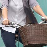 Middleton na przejażdżce rowerowej. Widać ciążowy brzuch?