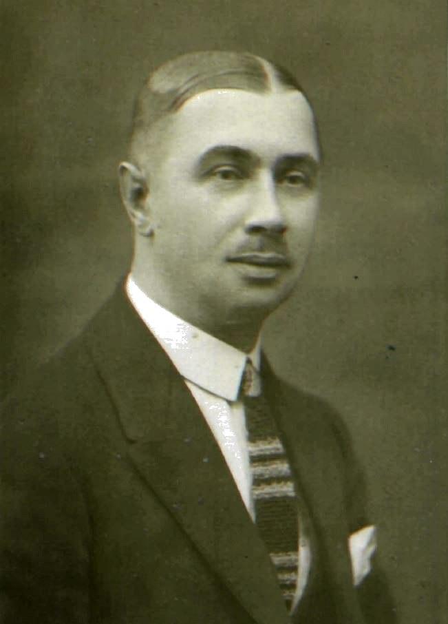 Mieczysław Gwoździowski, jeden z pacjentów wywiezionych 23 czerwca 1942 roku do Auschwitz. Fot. Archiwum prywatne/Christian Maly-Motta /